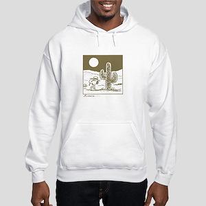 Desert Life Hooded Sweatshirt