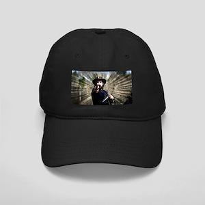 Civil War Sunburst Black Cap