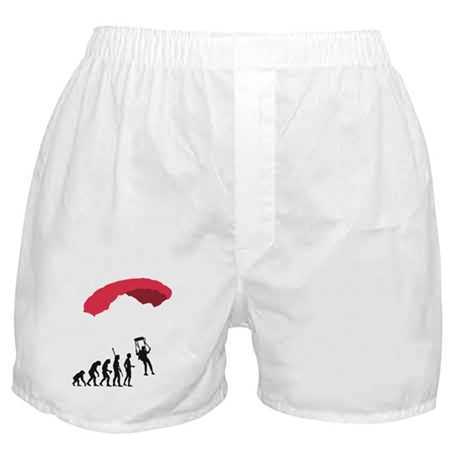 Evolution fallschirm.png Boxer Shorts