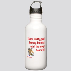 The Old Timer Stainless Water Bottle 1.0L