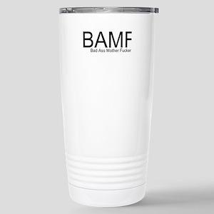 Bad Ass Mother Fucker Stainless Steel Travel Mug