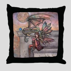 The Enchanted Throw Pillow