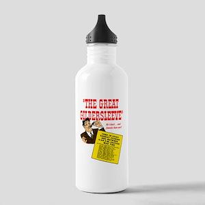 Great Gildersleeve Stainless Water Bottle 1.0L
