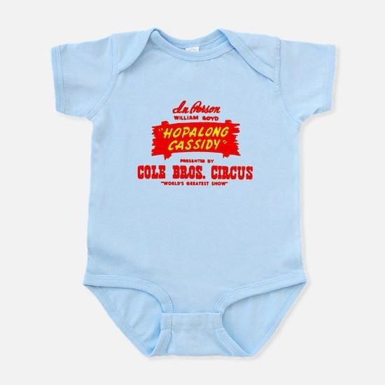 Hopalong Infant Bodysuit