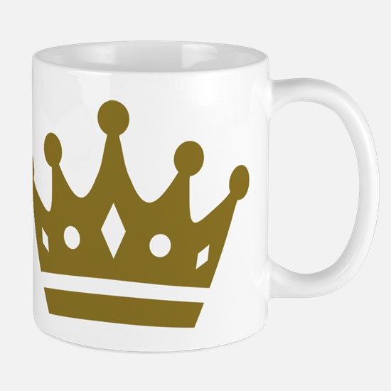 Golden crown Mug