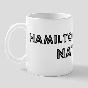 Hamilton Branch Native Mug