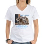 Dogue Hollow Triple Trouble Raccoons T-Shirt