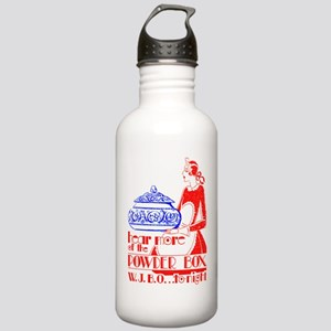Powder Box Stainless Water Bottle 1.0L