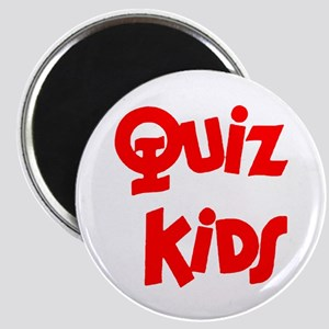 Quiz Kids Magnet