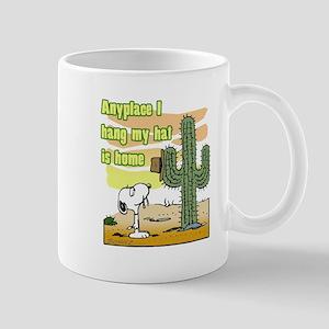 Cactus Home Mug