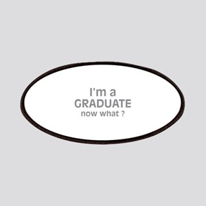 I'm a Graduate. Now What ? Patches