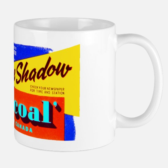 Shadow - Blue Coal #1 Mug