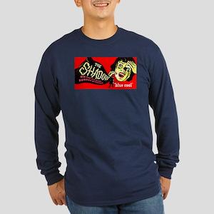 Shadow - Blue Coal #2 Long Sleeve Dark T-Shirt