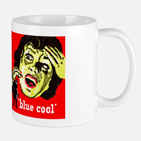 Shadow - Blue Coal #2 Mug