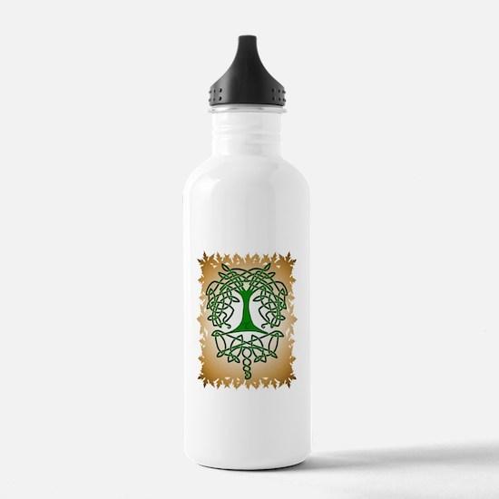 Celtic Tree of Life Water Bottle