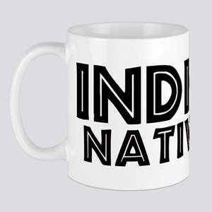 Indio Native Mug