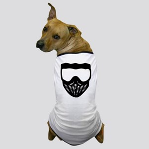 Paintball mask Dog T-Shirt