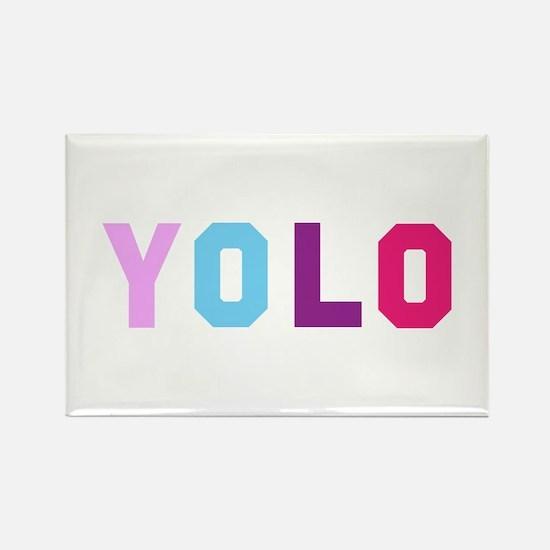 YOLO Rectangle Magnet