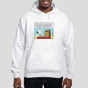Other Dog Hooded Sweatshirt
