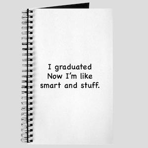 I Graduated Journal