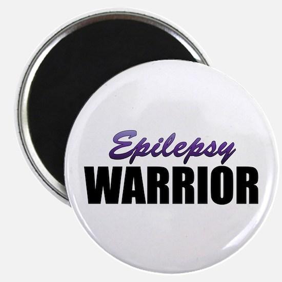 Epilepsy Warrior Magnet