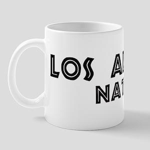 Los Alamos Native Mug