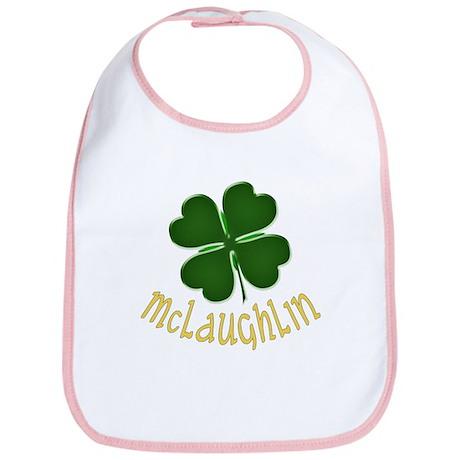 Irish McLaughlin Bib