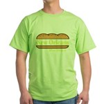 Poboy Green T-Shirt