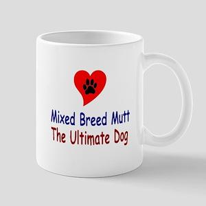 Heart Print Mut Mug
