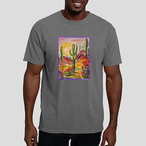 Saguaro Cactus, desert Southwest art! Mens Comfort