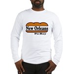 nolapoboy Long Sleeve T-Shirt