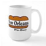 nolapoboy Large Mug