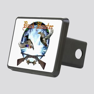 duckhunter-1 Rectangular Hitch Cover