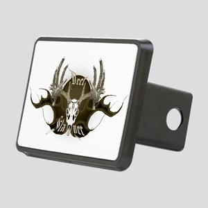 Deer slayer Rectangular Hitch Cover