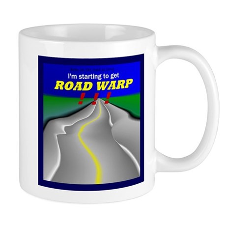 On The Road Mug