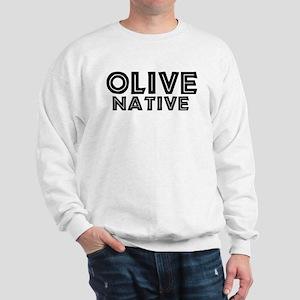 Olive Native Sweatshirt