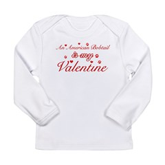 An American Bobtail is my Valentine Long Sleeve In
