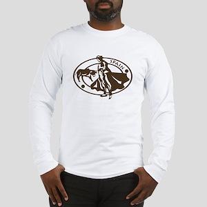 Spain Bullfighting Long Sleeve T-Shirt