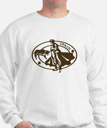 Spain Bullfighting Sweatshirt