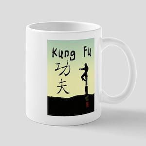 Kung fu 3 Mug