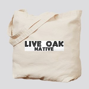 Live Oak Native Tote Bag
