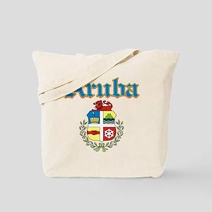 Aruba designs Tote Bag