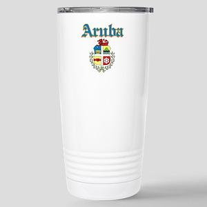 Aruba designs Stainless Steel Travel Mug