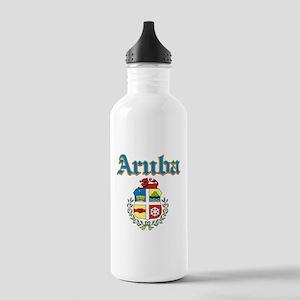 Aruba designs Stainless Water Bottle 1.0L