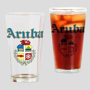 Aruba designs Drinking Glass