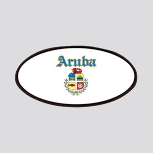 Aruba designs Patches