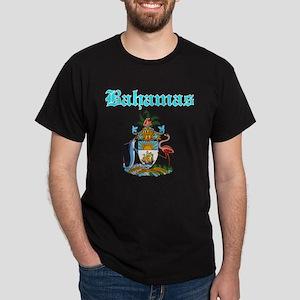 Bahamas designs Dark T-Shirt