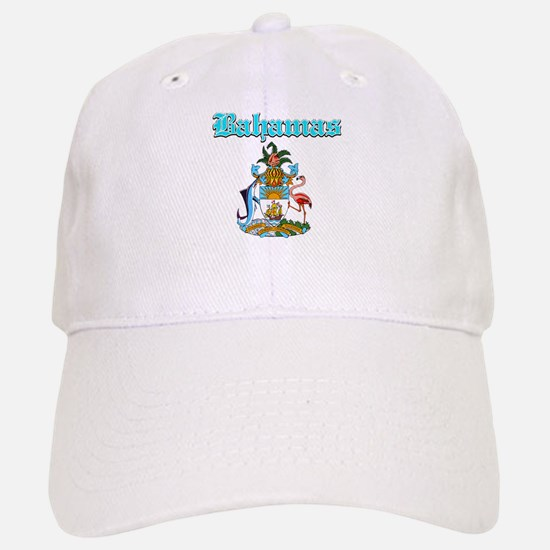 Bahamas designs Baseball Baseball Cap