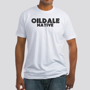 Oildale Native Fitted T-Shirt