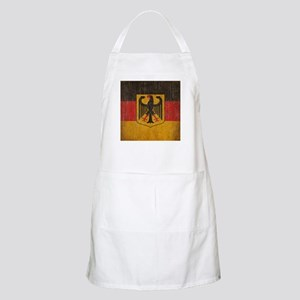 Vintage Germany Flag Apron